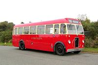 Eastern Counties Red Bus