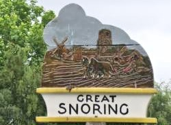Gt Snoring Sign