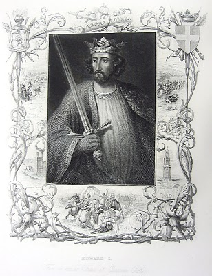 King Edward the First